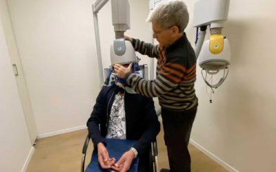 סרטון הדגמה של טיפול DTMS גרייה מגנטית עמוקה למוח על ידי פרופסור גרינהאוס
